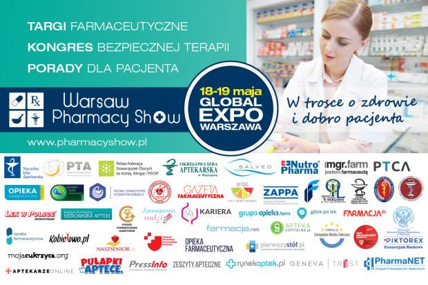Warsaw Pharmacy Show – już 18 maja!