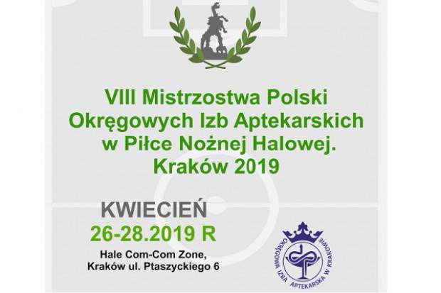 Kraków: VIII Mistrzostwa Polski w Piłce Nożnej Halowej