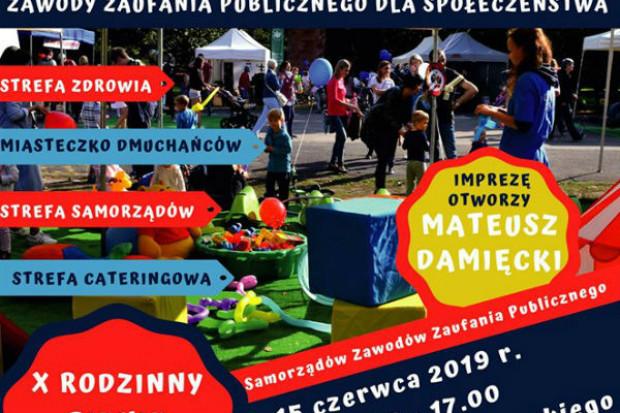 X Piknik Mazowieckiego Forum Samorządów Zawodów Zaufania Publicznego