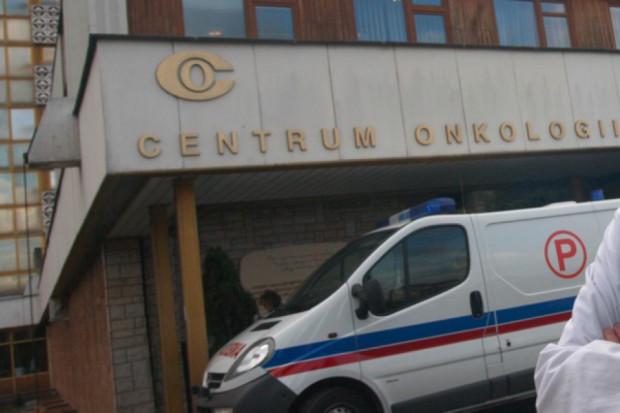 MZ powołuje zespół mający przygotować reorganizację Centrum Onkologii w Warszawie