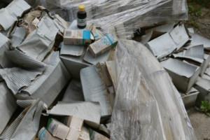 Łódzkie: toksyczne wysypiska z odpadami medycznymi