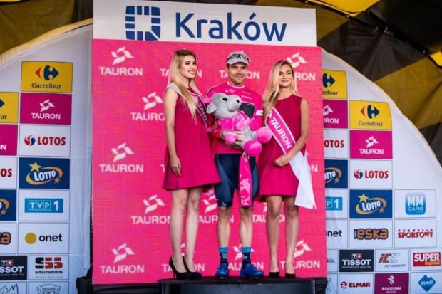 Tour de Pologne: francuski kolarz najlepszym i najaktywniejszym zawodnikiem, mimo zmagań z cukrzycą