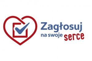 "Kampania edukacyjna ""Zagłosuj na swoje serce!"""