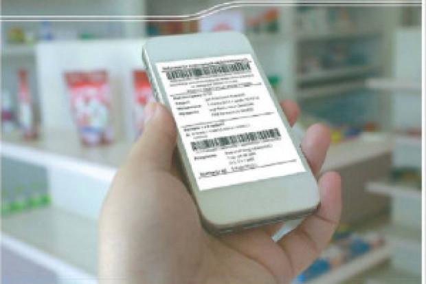 Min. cyfryzacji: pacjenci zrealizują e-receptę za pomocą smartfona