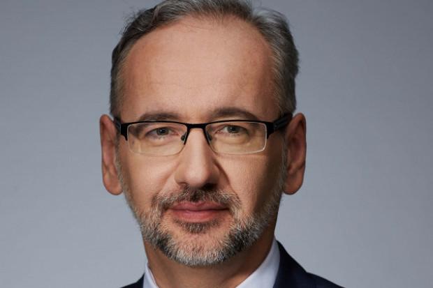 Adam Niedzielski został prezesem Narodowego Funduszu Zdrowia