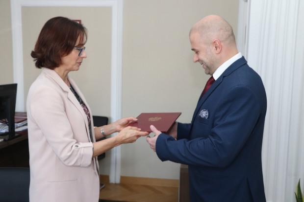 Rzeszów: Arkadiusz Mandryk konsultantem ds. farmacji aptecznej