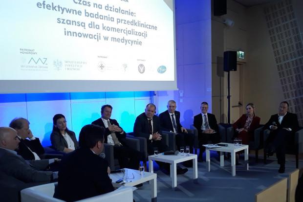 Badania przedkliniczne w Polsce: od nauki do komercjalizacji
