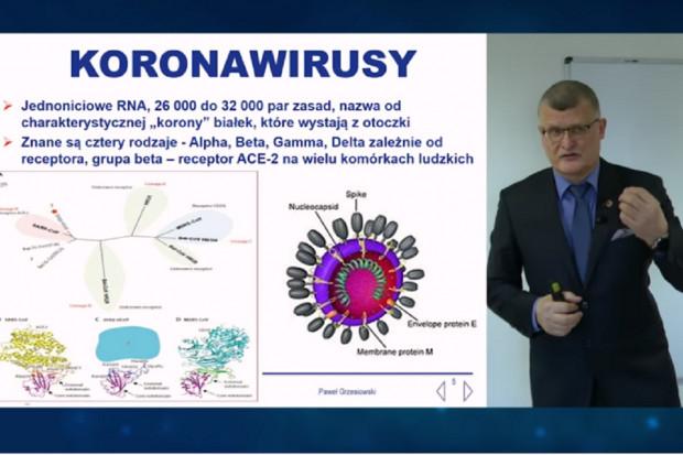 Ekspert o koronawirusie i perspektywach rozwoju epidemii