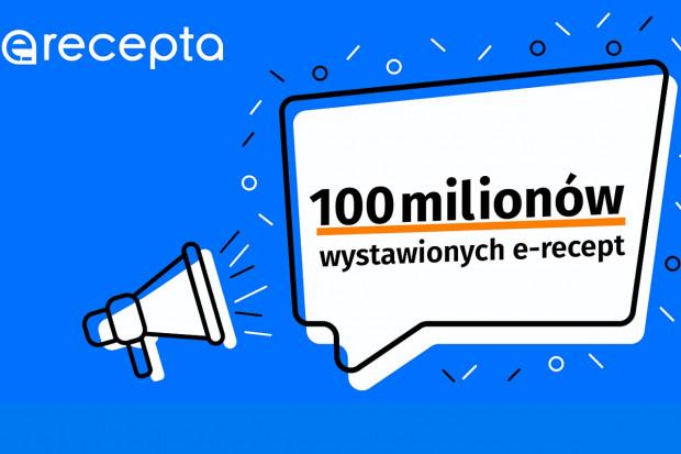 CSIOZ: przekroczyliśmy próg 100 mln wystawionych e-recept