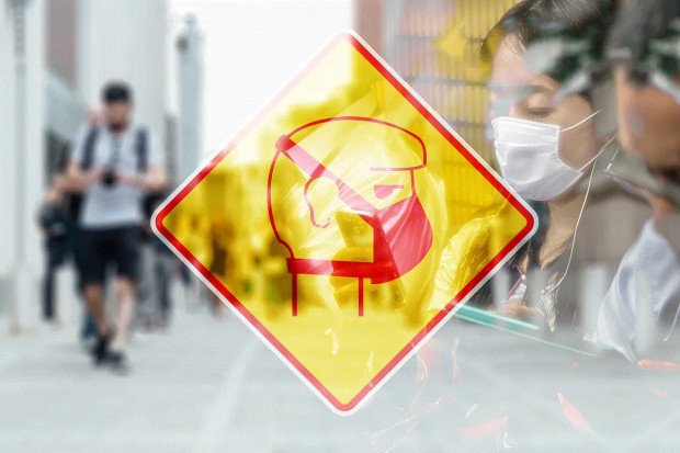 WHO rozważa zalecenie noszenia masek w miejscach publicznych