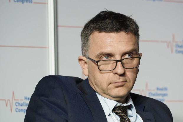 Adam Maciejczyk: onkologia jest problemem społecznym, a nie doraźnym