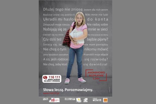 Telefon Zaufania dla Dzieci i Młodzieży. Od 1 marca