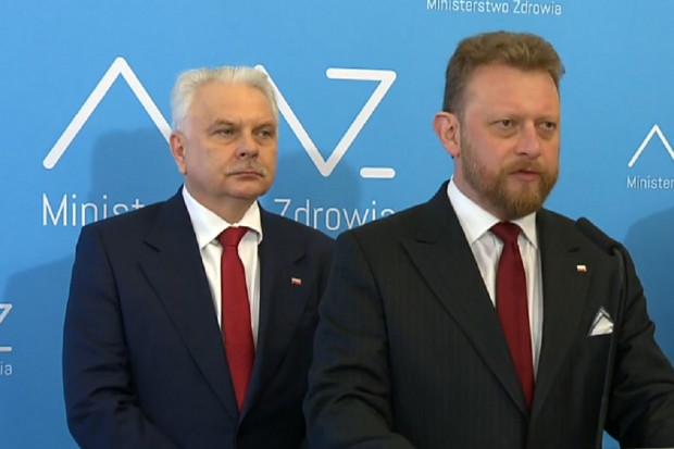MZ: 16 przypadków koronawirusa w Polsce