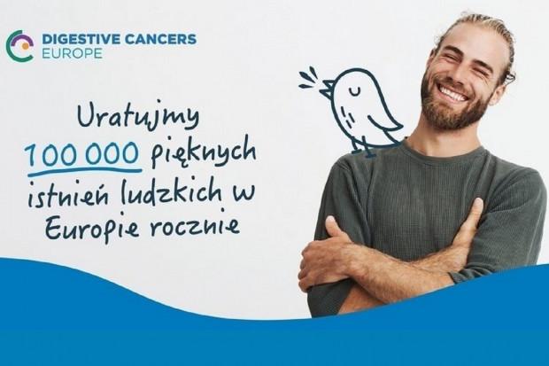Kampania: chcą zmniejszyć zachorowalność na raka jelita grubego