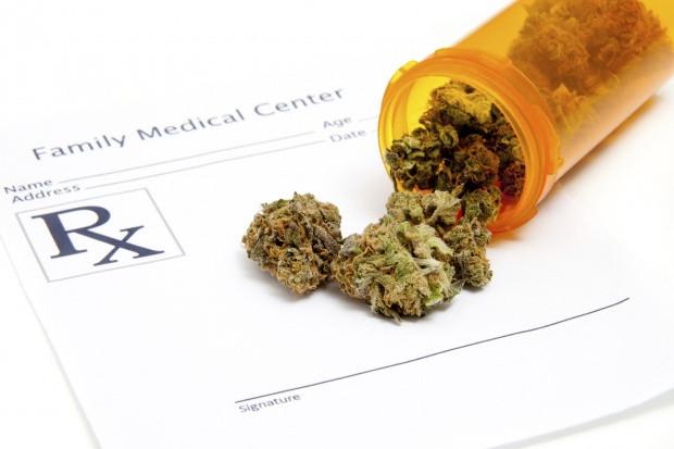 Marihuana choć legalna, to rzadko stosowana