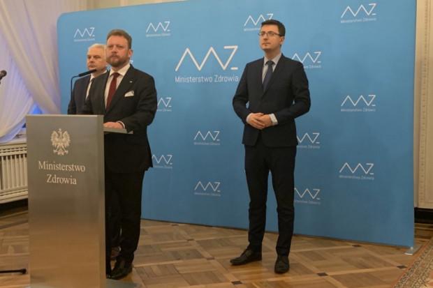 MZ: wprowadzimy stan zagrożenia epidemicznego w Polsce