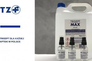 NIA: jak wygląda dystrybucja bezpłatnego dla aptek płynu do dezynfekcji