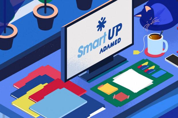 ADAMED SmartUP umożliwia zdobywanie wiedzy online
