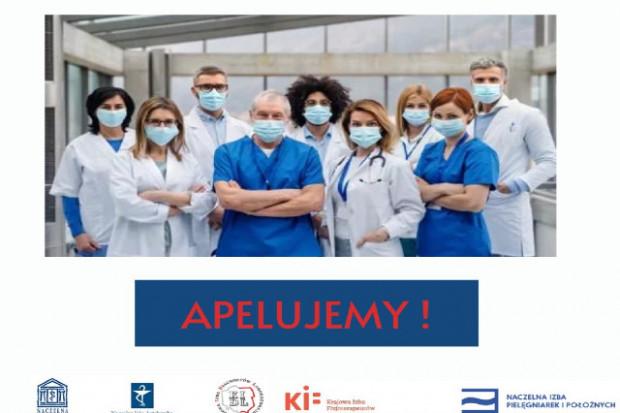 NIA: apel o objęcie zawodów medycznych ochroną ubezpieczeniową