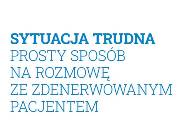 OIA Kraków poleca podręcznik: jak rozmawiać ze zdenerwowanym pacjentem?