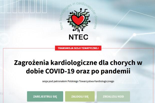 NTEC 2020 online: kardiologia w dobie epidemii i po