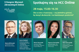 HCC Online: oko w oko z łuszczycą