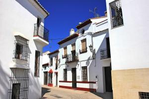 Andaluzja: białe domy to pozostałość po epidemiach