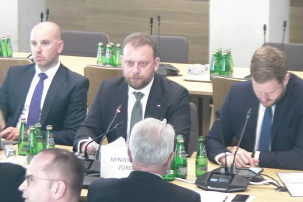 Łukasz Szumowski: moim bliskim urządzono przez ostatnie tygodnie medialną ścieżkę zdrowia