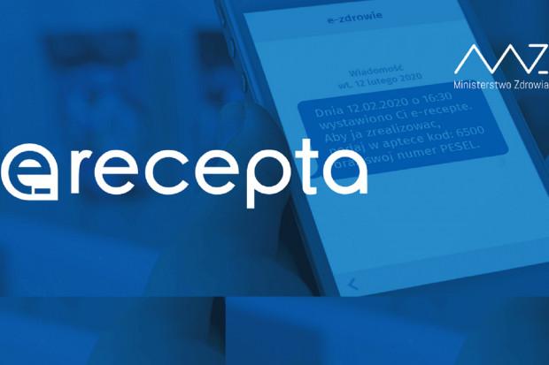 W systemie będą pojawiać się e-recepty w nowszej wersji