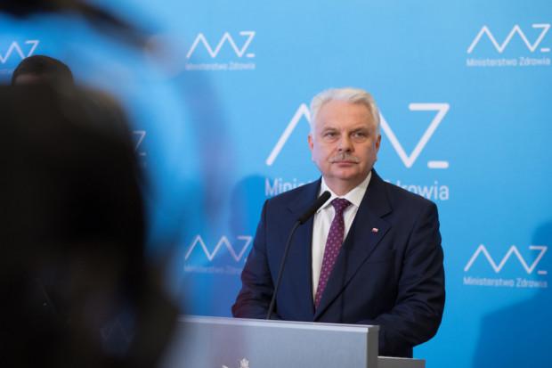 Waldemar Kraska o szczepionkach: nie można sobie wybrać, nie można mieszać