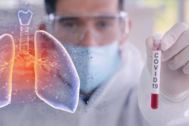 Badania: osoby wyzdrowiałe mogą mieć trwale uszkodzone płuca