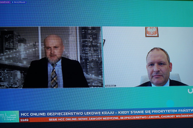 HCC Online: w Polsce refundowanych jest ok. 31 proc. leków produkowanych w Polsce. To zbyt mało
