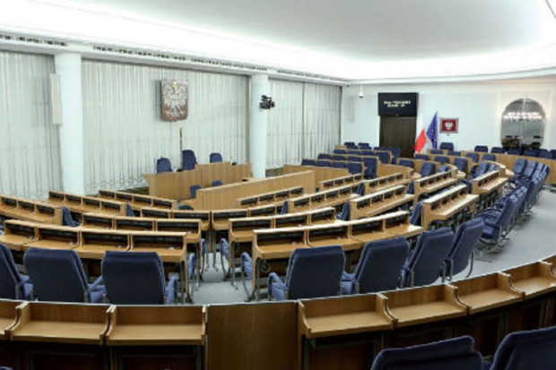 Komisja senacka za poprawkami do ustawy o ochronie zdrowia w epidemii