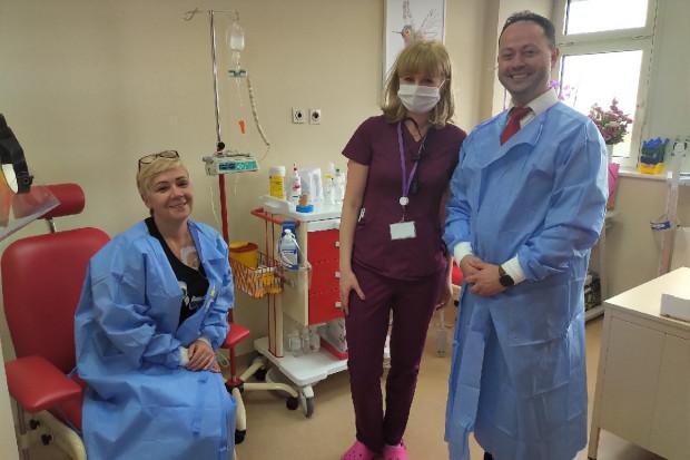 Łódź: nowa stacja ETZ dla pacjentów z chorobami rzadkimi
