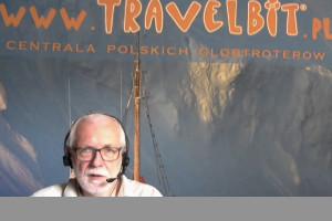 Abdrzej Urbanik: podróżowanie zmienia wszystko w człowieku