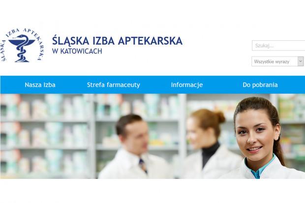 Nowa strona Śląskiej OIA. Obecnie jest testowana