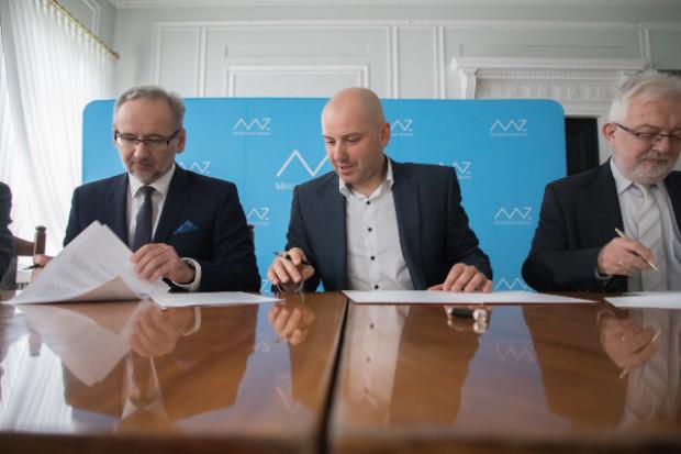 Podpisano porozumienie ws. Narodowej Strategii Onkologicznej