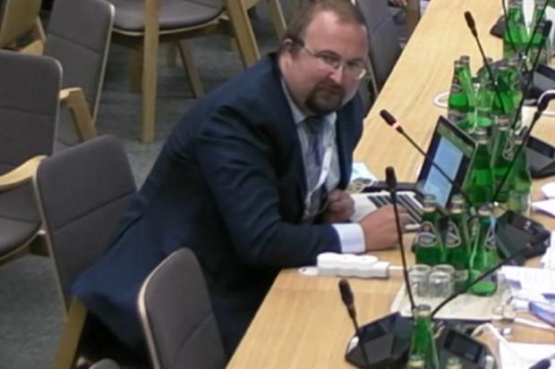 Michał Byliniak: OF powinna być jednym celów projektu ustawy o Funduszu Medycznym