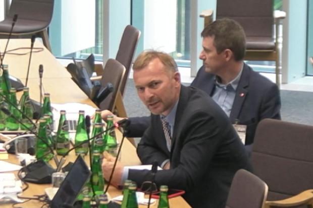 Marcin Wiśniewski: chodzi o nieomijalną sankcję dotyczącą niezależności zawodowej farmaceuty