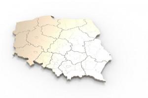 MZ: zmiany na mapie powiatowych żółtych i czerwonych stref