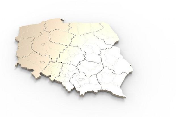MZ: zmiany na mapie powiatów z obostrzeniami