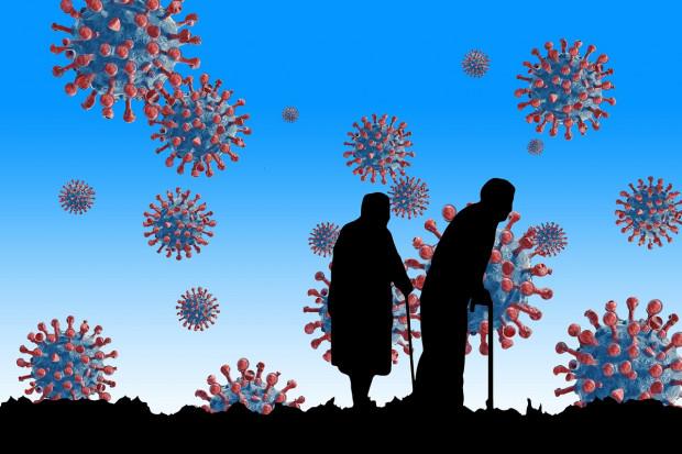 CBOS: 60 proc. Polaków boi się zarażenia koronawirusem. Lęk rośnie z wiekiem