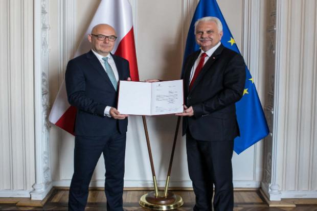 Filip Nowak pełniącym obowiązki prezesa NFZ