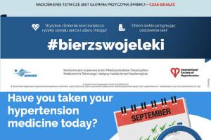 Kampania społeczna #bierzswojeleki. O stosowaniu się do zaleceń lekarskich