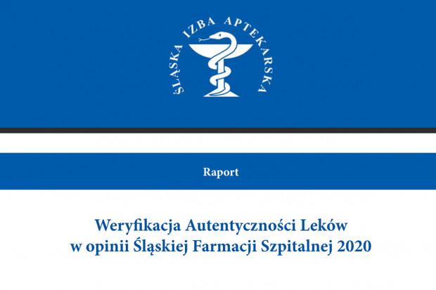 Raport SIA dotyczący weryfikacji autentyczności leków