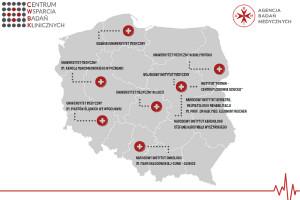 CWBK: powstaje sieć ośrodków prowadzących badania kliniczne