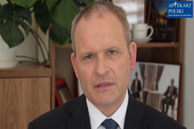 Maciej Miłkowski: prowadzimy rozmowy z NFZ, aby zabezpieczyć środki na OF