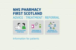 Szkocja: z bólem gardła do farmaceuty
