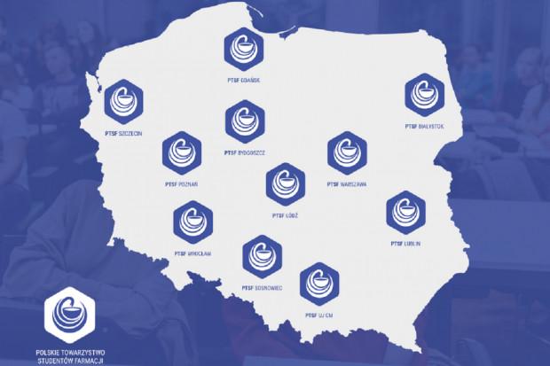 Polskie Towarzystwo Studentów Farmacji zachęca: dołącz do nas