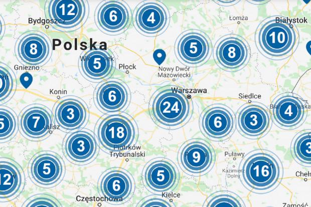NFZ: 465 punktów pobrań. Interaktywna mapa z najbliższą lokalizacją